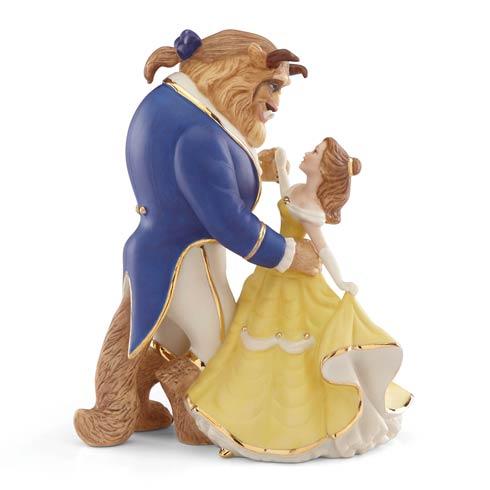 $119.95 Beauty Dances With Beast Figurine