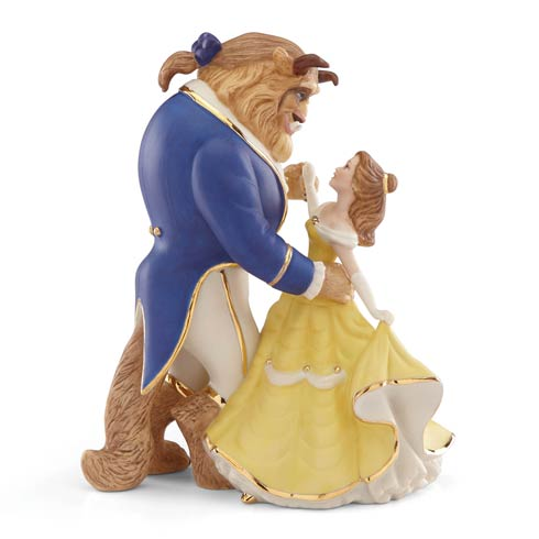 $119.95 Beauty Dances With Beast Figurine
