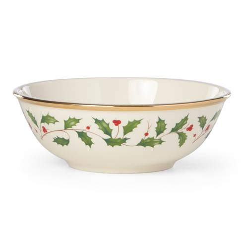 Lenox  Holiday Place Setting Bowl $80.00
