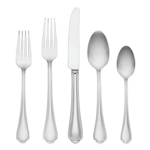 $169.95 Chelse Muse 65pc Flatware Set