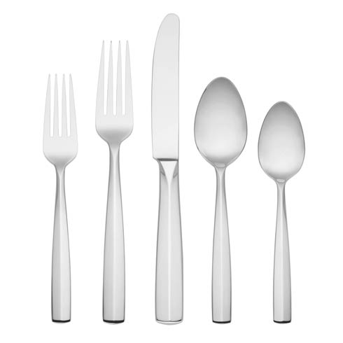 $169.95 Lachlan 65pc Flatware Set