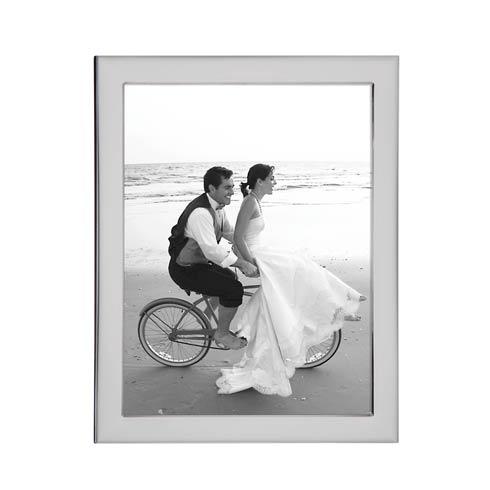Reed & Barton  Narrow Border Silver Plated Frame 8X10 $115.00