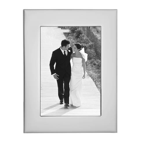 $90.00 Silver Plated Frame 5X7
