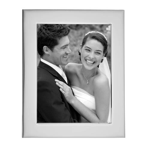 $115.00 Silver Plated Frame 8X10
