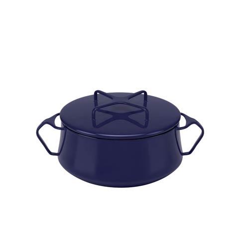 Dansk Kobenstyle Midnight Blue 2 qt. Casserole with Lid $115.00