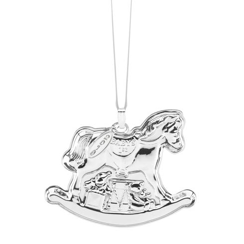 2019 Rocking Horse Ornament