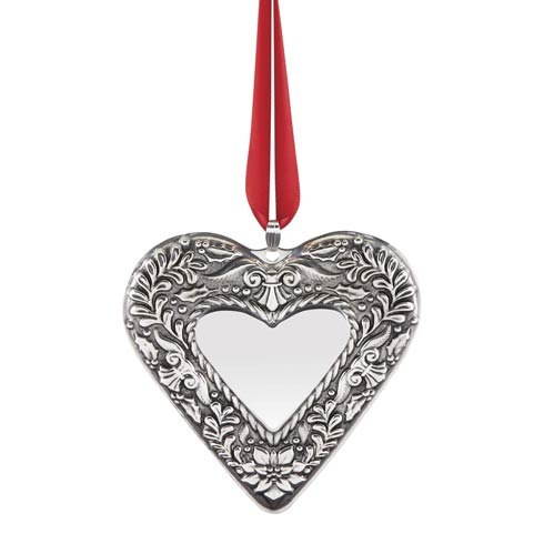 $150.00 Annual Heart Ornament 2nd Edition
