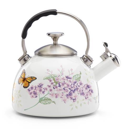 $49.95 Enamel Tea Kettle