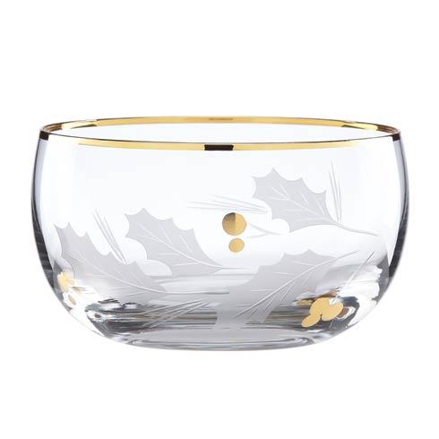 Lenox  Holiday Gold Nut Bowl $19.95