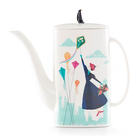 $99.95 Mary Poppins Returns Teapot