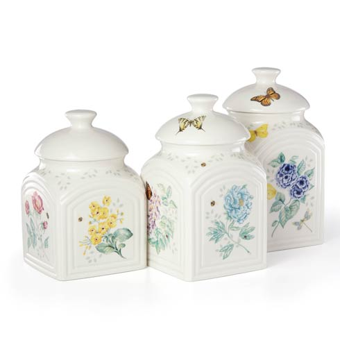 $129.95 3pc Canisters