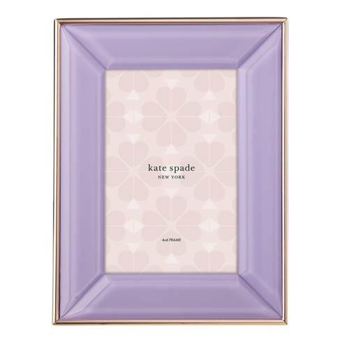 "$50.00 Lilac 4"" X 6"" Frame"