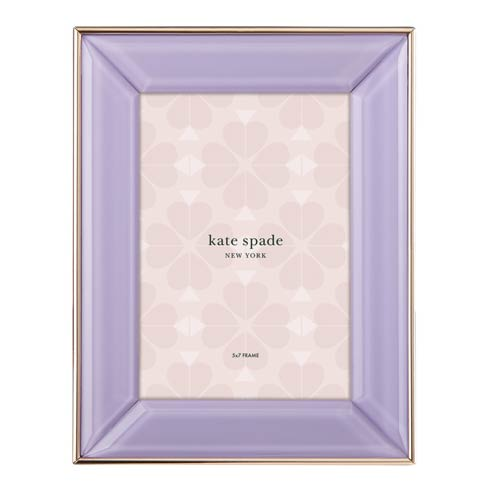 "$60.00 Lilac 5"" X 7"" Frame"