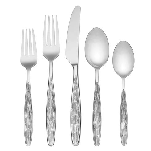 $169.95 Emerick 65pc Flatware Set