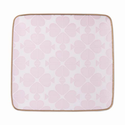 $30.00 Blush Square Dish