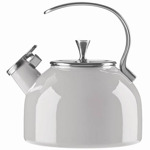 $60.00 Light Grey Tea Kettle