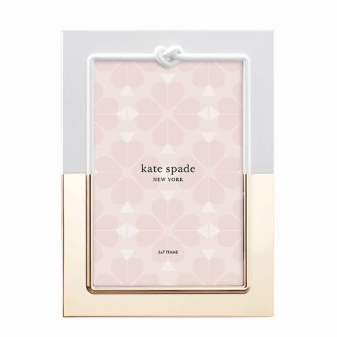 """Kate Spade  With Love Frame 5"""" X 7"""" $70.00"""
