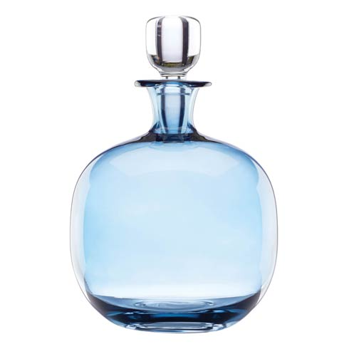 Lenox Valencia Blue Decanter $59.95