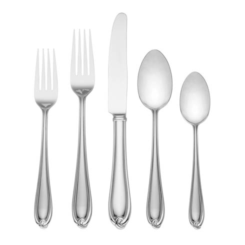 Lannigan 50pc Flatware Set collection with 1 products