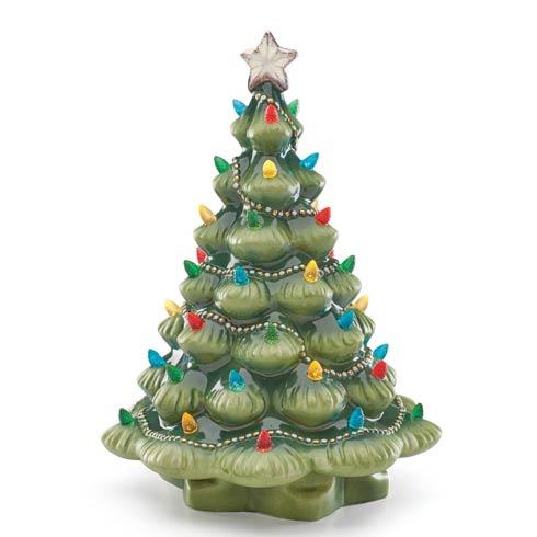 $49.95 Green Traditional Lit Christmas Tree