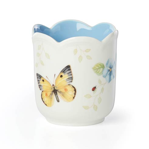 $14.95 Filled Candle - Blue