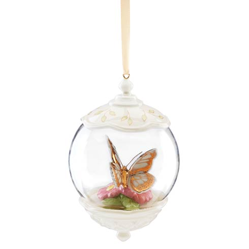 $39.95 Butterfly Meadow 20th Anniversary Ornament
