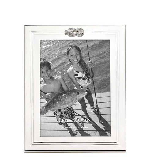 "$70.00 5 x 7"" Silverplate Picture Frame"