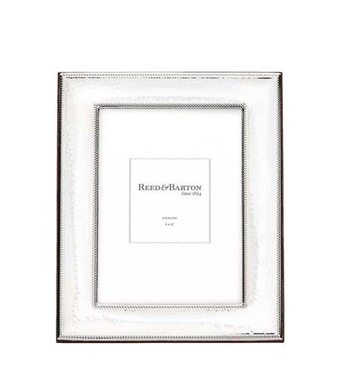 "$140.00 4 x 6"" Sterling Picture Frame"