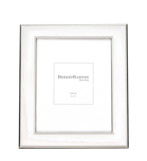"$150.00 5 x 7"" Sterling Picture Frame"