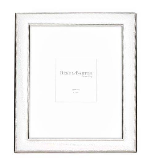 "8 x 10"" Sterling Picture Frame"
