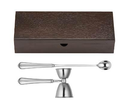 Reed & Barton  Thomas O'Brien Benson 2-piece Bar Tool Set $125.00