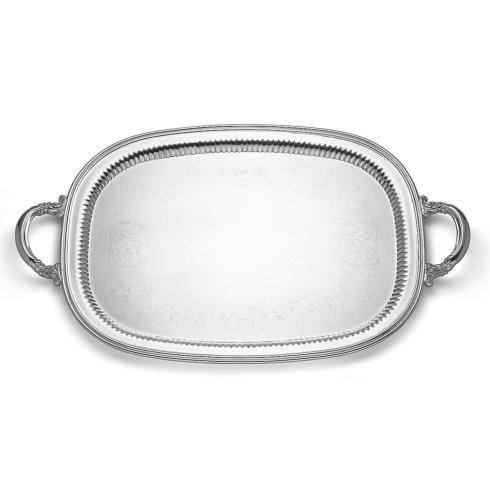 Silverplate Waiter