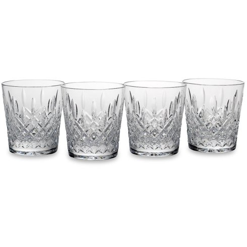 Double Old Fashion set of 4