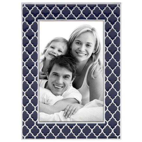 """$45.00 Navy 4"""" x 6"""" Photo Frame"""