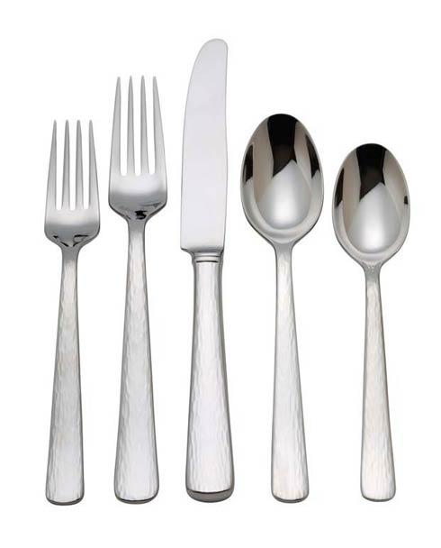 Reed & Barton  Silver Echo 5-Piece Place Set $70.00
