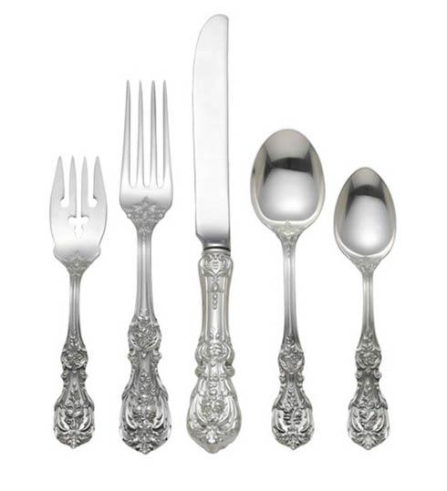 Reed & Barton  Francis I 5-Piece Dinner Set $1,080.00