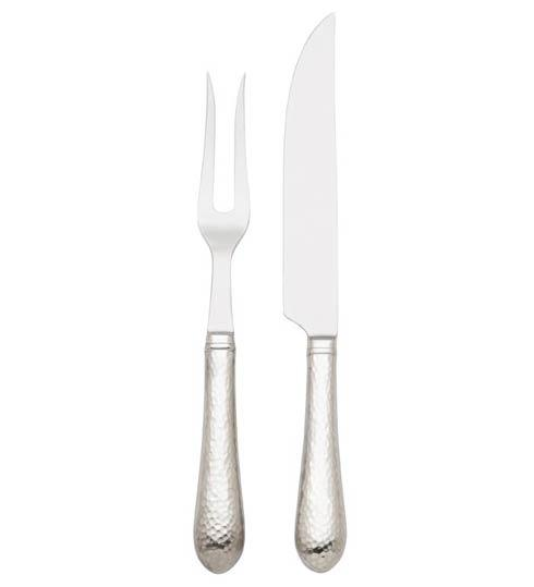 Reed & Barton  Hammered Antique Hammered Antique 2-Piece Carving Set $40.00