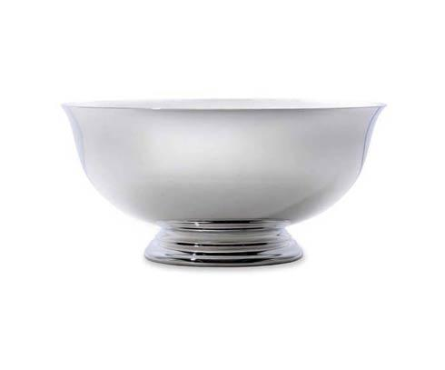 "Reed & Barton  Paul Revere 9"" D. Silverplate Bowl $250.00"