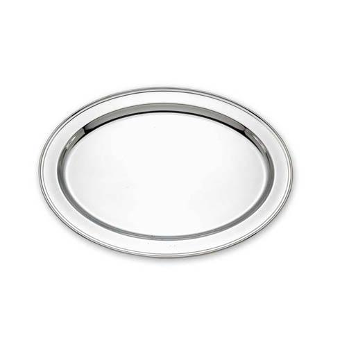 Reed & Barton  Trays Benchmark Oval Tray $325.00
