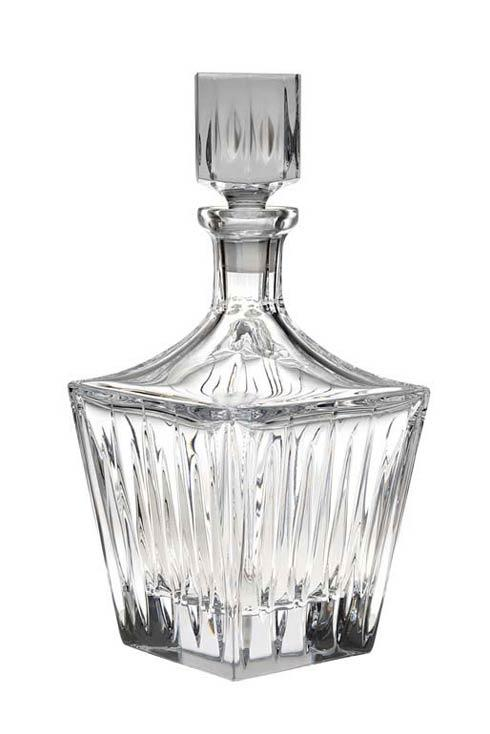 $130.00 Square Decanter