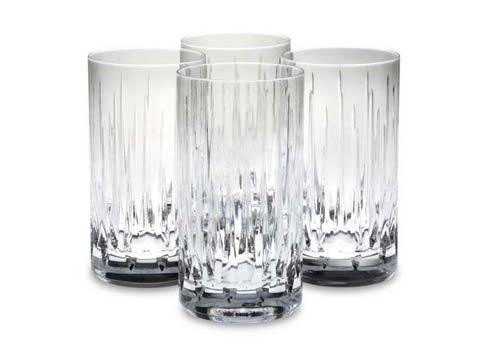 Reed & Barton  Soho Hiball Glass, Set of 4 $80.00