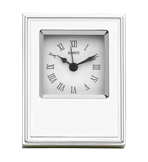 Reed & Barton  Clock Collection Classic Clock (Silverplate) $60.00