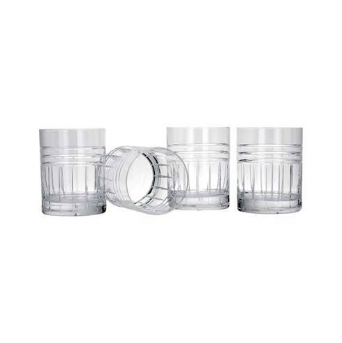 Reed & Barton  Tempo DOF Glass, Set of 4 $80.00