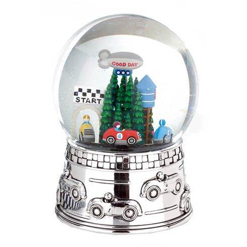 $60.00 Race Car Waterglobe