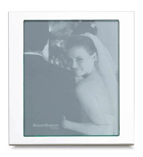 "$80.00 8 x 10"" Silverplate Frame"