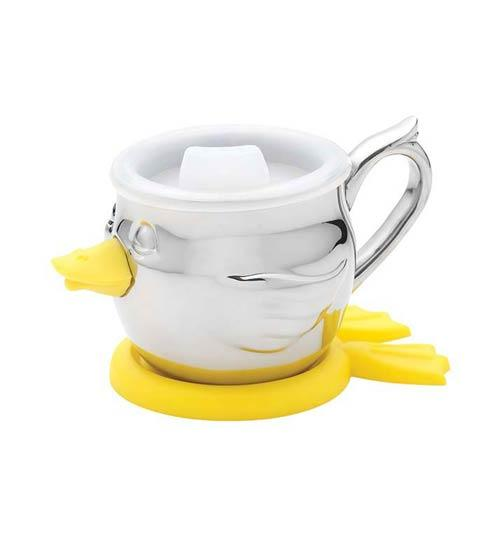 $35.00 Something Duckie Stainless Baby Cup