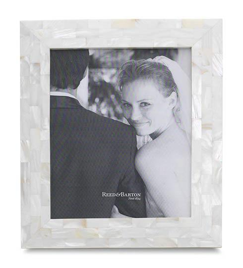 Reed & Barton  Other Cabebe Shell 8x10  Picture  Frame $85.00