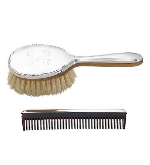 Girl's Brush & Comb Set
