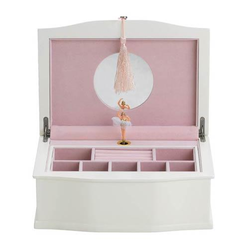 $130.00 Ballerina Musical Jewelry Box