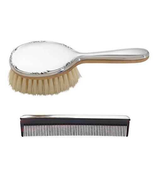 $125.00 Girl\'s Brush and Comb Set